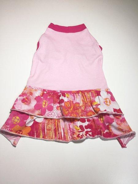 Pretty Pink Tee Dress - Medium