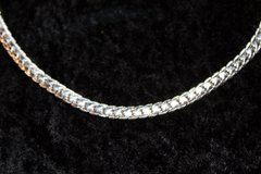 """20"""" 5mm .925 Sterling Silver Chain"""