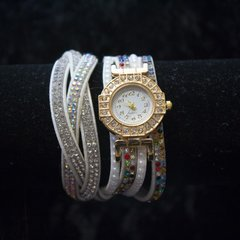 1pc Rinestone Bracelet womens watch