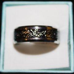Ring - Mens Titanuim Size: 10