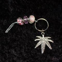 Small Marijuana Keychain #3
