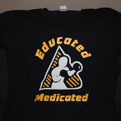 Womens Educated Medicated T-Shirt