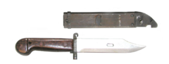 M1959 Bayonet with sheath (Used)