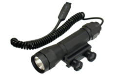 SWATFORCE Deluxe Flashlight with Integral Mount