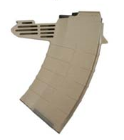20 RD SKS Zytel Detachable Magazine (Earth color)