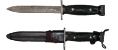 M16 Bayonet with Sheath