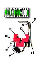 HELLSTORM 2000/ HELLFIRE Universal Trigger System