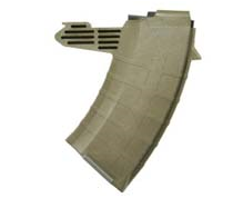 20 RD SKS Zytel Detachable Magazine (Olive Drab)