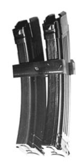 Side by Side AK Mag Clamp