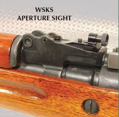 Aperture Sight for SKS (WSKS)
