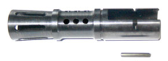 Ruger Mini-14 Recoil Reducer (Nickel)