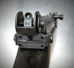 TECH-SIGHT TS100 Steel Aperture Sight for the SKS
