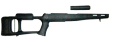 Choate Dragunov SKS Stocks (Black Cheek Rest)