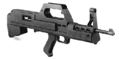 MUZZELITE Bullpup Ruger 10/22