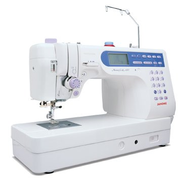 Janome Memory Craft 6500 Professional