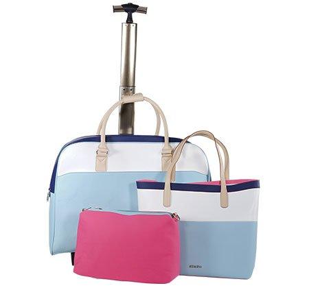 Abbacino Bag Set Light Blue