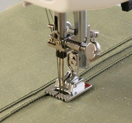 Pintucking Foot (narrow) (9mm models only)