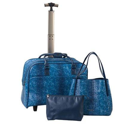 Abbacino Bag Set Blue