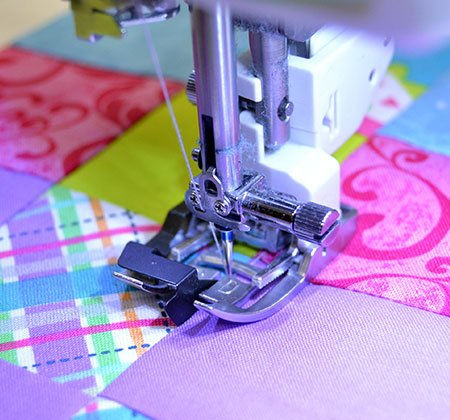 Acufeed Ditch Quilting Foot (9mm Models only)