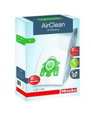 Type U Air Clean 3D Efficiency