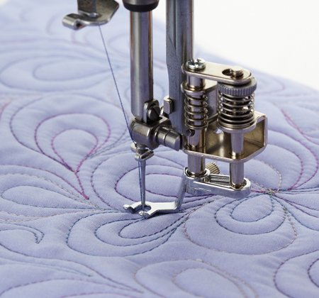 Convertible Free Motion Quilting Foot Set (9mm models only)