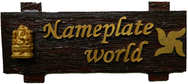 nameplate for home | Name Plate Design Online | Door Name Plate ...