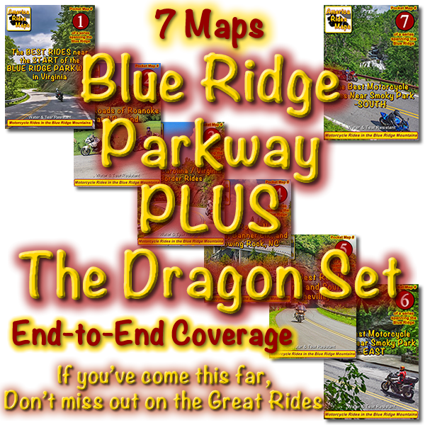 Blue Ridge Parkway & The Dragon Package