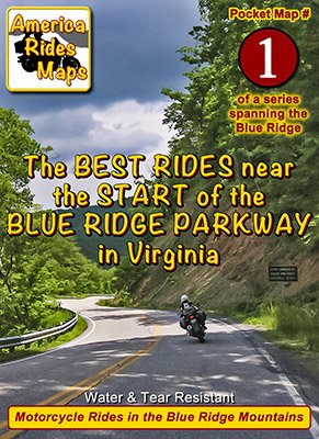 #1 Great Rides Near the Start of the Blue Ridge Parkway