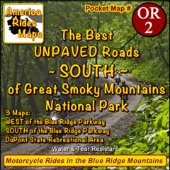 The Best Unpaved Roads SOUTH of Smoky Park