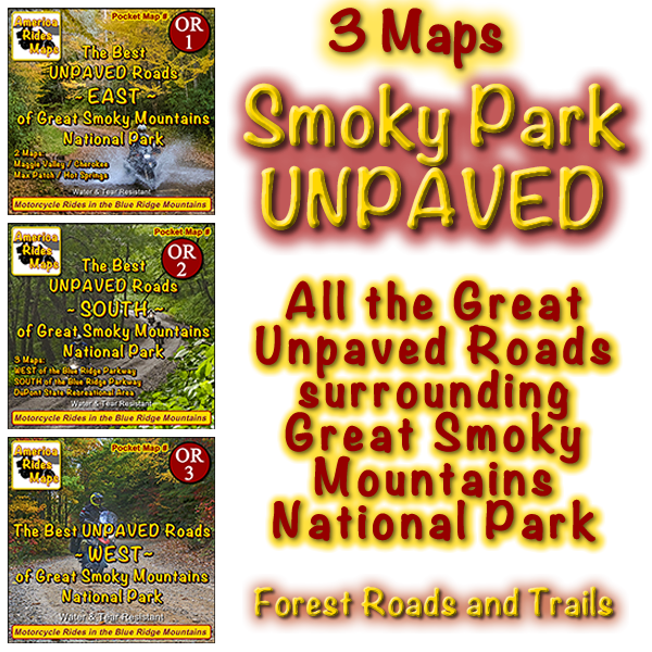 3 Map Smoky Park Unpaved Set