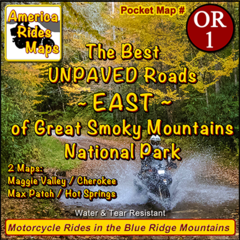 The Best Unpaved Roads EAST of Smoky Park