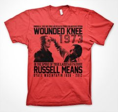 Russell Means Wounded Knee 73 Tribute