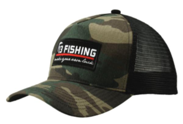 13 fishing brochacho trucker camo snapback hat direct for Fishing snapback hats