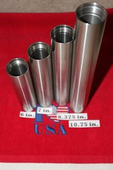 STAINLESS STEEL (MODEL 007)  ****7 INCH ****