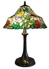 "16""W x 23.6""H Tiffany Style Lamp"