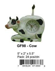 GF98 COW CLOCK