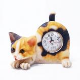 """Calico Cat 6""""W x 5""""H"""