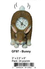 GF97 BUNNY CLOCK