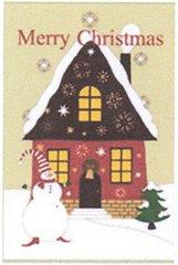 """House Flag for Christmas 28""""x40"""""""