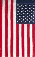 "American Flag 28"" X 50"" House Flag"