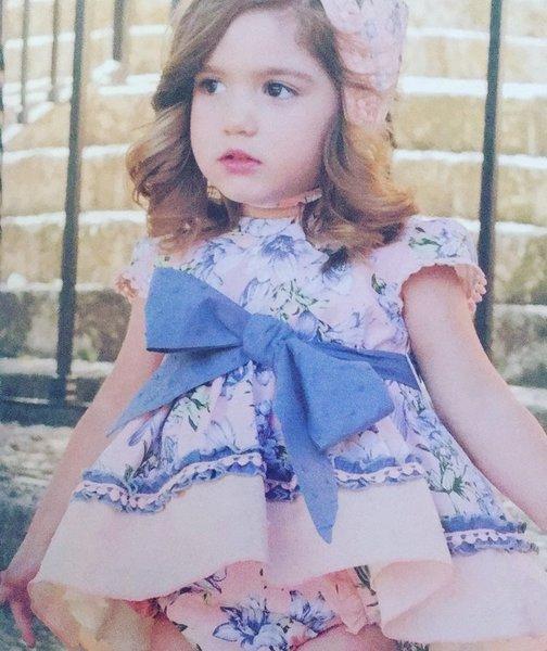 Nekenia Baby Girls Dress Little Divas Kids Clothing