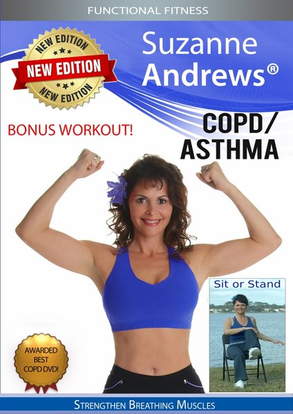 Copd Dvd Healthwise Exercise Fitness For Beginners Best