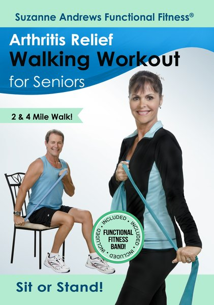 Arthritis Relief Walking Workout For Seniors Healthwise