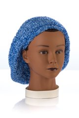 Chenille UNLINED Snood-Denim (AT04DNU)
