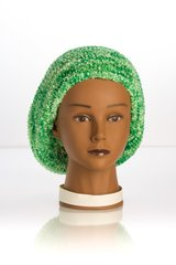 Chenille Shadow UNLINED Snood-Tree Green (AT05TGU)