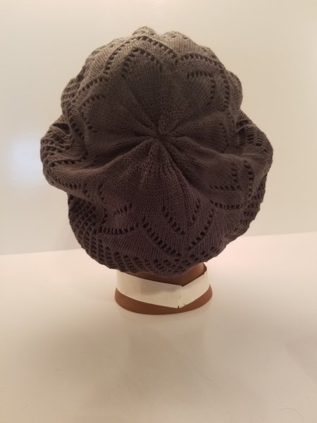 Lightweight Knit LINED Snood-Grey (AT09GYL)