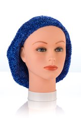 Chenille UNLINED Snood-Cobalt (AT04CBU)
