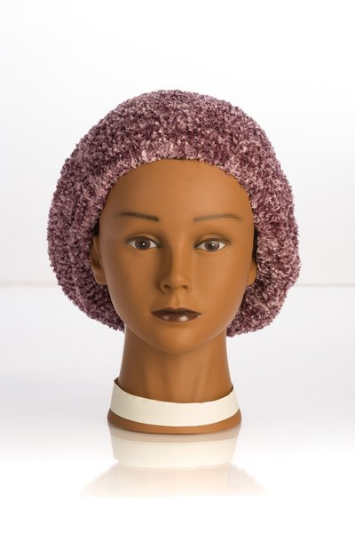 Chenille LINED Snood-Blush (AT04BUL)