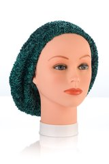 Chenille LINED Snood-Dark Green (AT04DGL)