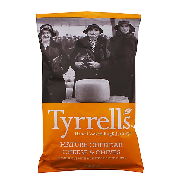 analysis of tyrells potatio chips business Undertaking 1 first, i want to state something about tyrrells potato french friess tyrrells is a company name and william chase is a proprietor of this company.
